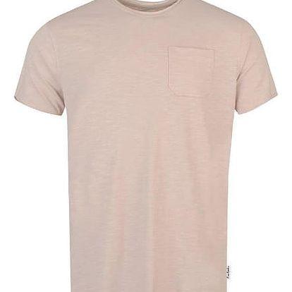 Značkové tričko Pierre Cardin RAW růžové