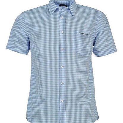 Pánská košile s krátkým rukávem Pierre Cardin vzor 7