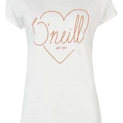 Značkové dámské triko Oneil bílé
