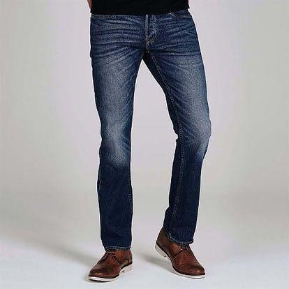 Pánské džíny Jack and Jones tmavě modré