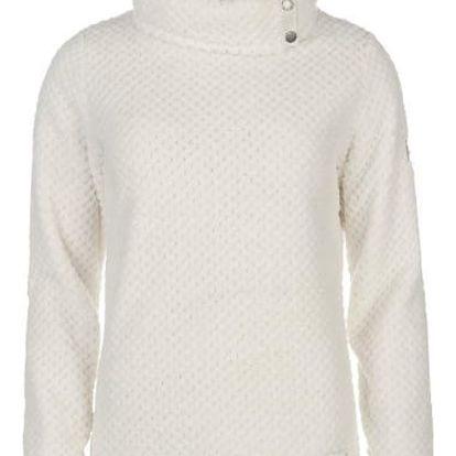 Značková dámská mikina Gelert Fleece bílá