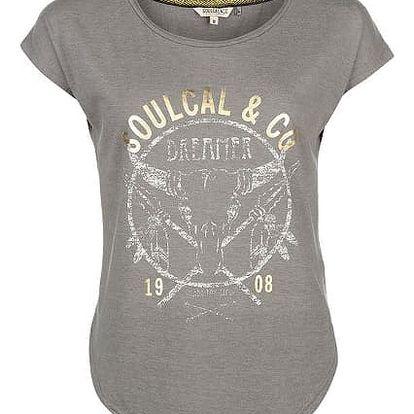 Dámské triko SoulCal šedé