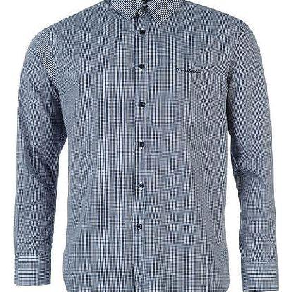 Značková pánská košile Pierre Cardin Long vzor 2