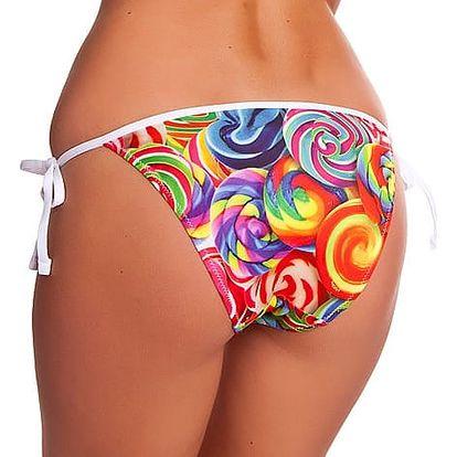 Dámské Plavky 69SLAM Kalhotky Triangle Lollipop