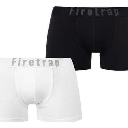 Pánská boxerky 4 Firetrap 2 ks