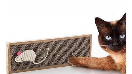 Blokové Škrabadlo se Šantou pro Kočky Pet Prior