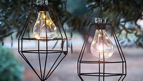 Solární LED Lucerna Oh My Home