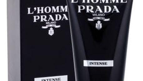 Prada L´Homme Intense 75 ml čisticí gel pro muže