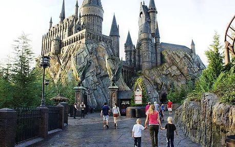 4denní zájezd pro 1 do Londýna za Harrym Potterem a ubytováním v hotelu