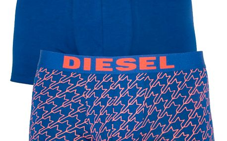2Pack Diesel Boxerky Shawn Boxers Blue Red