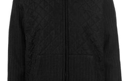 Značková pánská bunda Pierre Cardin Quilted černá