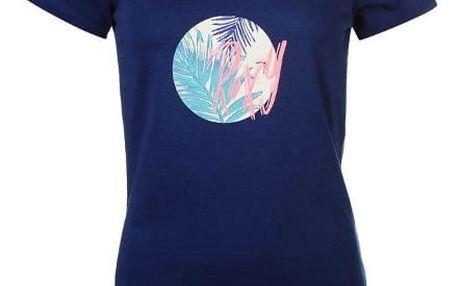 Značkové dámské triko ROXY rebel modré