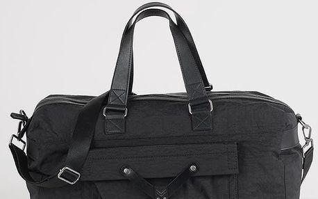 Taška Diesel M-WHYBE DUFFLE - travel bag Černá