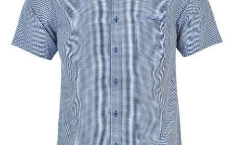 Pánská košile s krátkým rukávem Pierre Cardin vzor 6