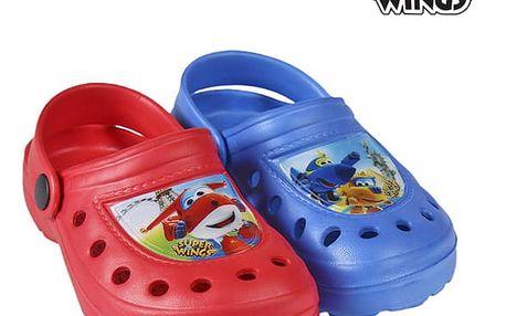 Plážové Pantofle Super Wings