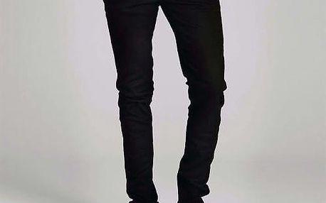 Značkové pánské džíny Firetrap černé