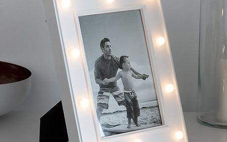Stolní LED Rámeček na Fotku Oh My Home