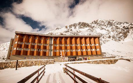 Wellness hotel Sliezsky dom v Tatrách