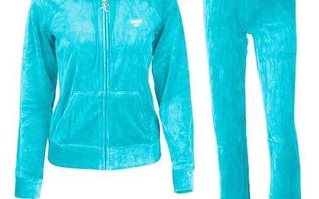 Dámský komplet Tapout Fleece modrá