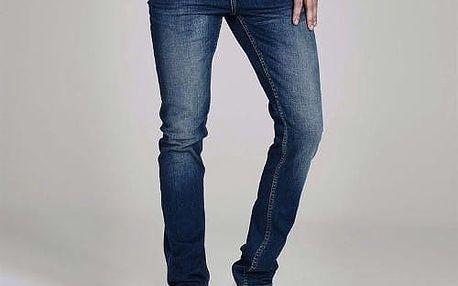 Značkové pánské džíny Firetrap modré