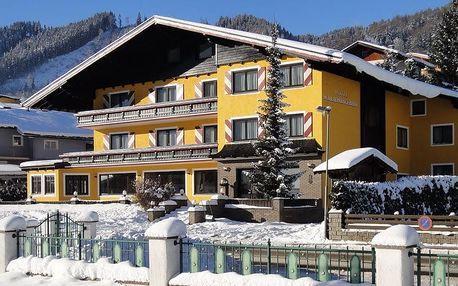Rakousko - Schladming / Dachstein na 4 až 5 dní, polopenze s dopravou vlastní