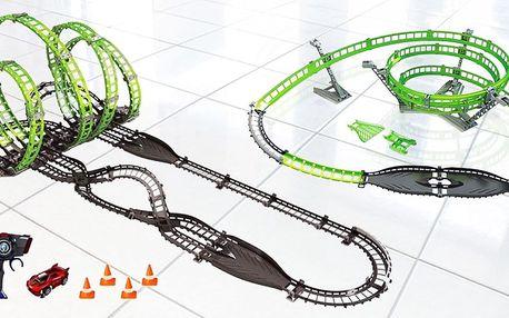 Nekončící zábava: Veliké autodráhy X-TREK