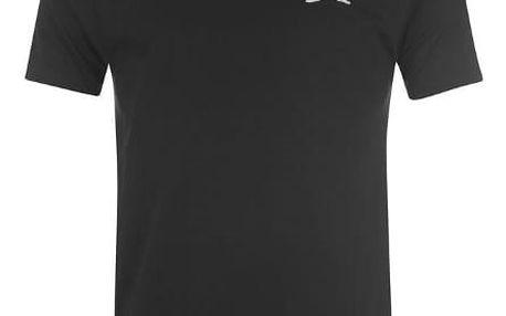 Značkové pánské triko SLAZENGER černé