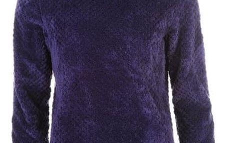 Značková dámská mikina Gelert Fleece fialová