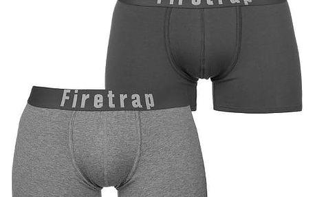Pánská boxerky 3 Firetrap 2 ks
