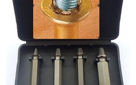 Nástroje na odstranění poškozených šroubů
