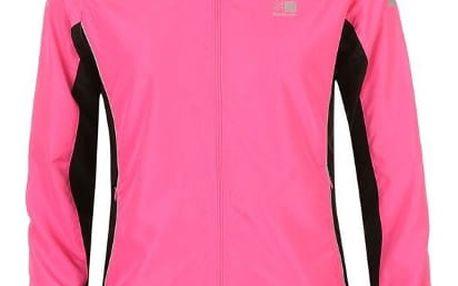 Dámská běžecká bunda Karrimor růžová
