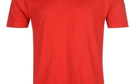 Značkové pánské triko SLAZENGER červené