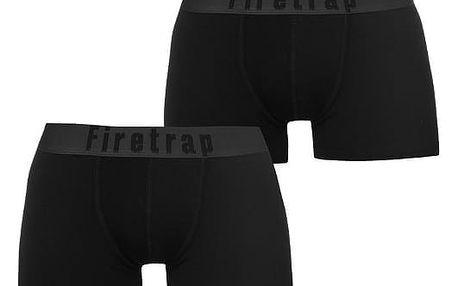 Pánská boxerky 1 Firetrap 2 ks