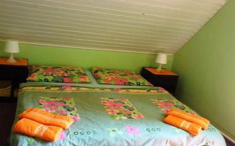 Zimní či jarní rodinný pobyt s polopenzí v Krkonoších