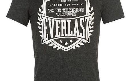Značkové pánské triko EVERLAST šedé