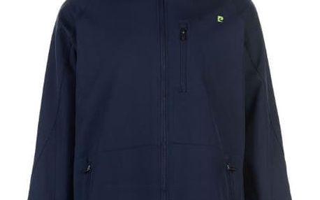 Značková pánská bunda Pierre Cardin Textured modrá