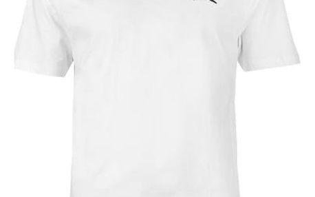 Značkové pánské triko SLAZENGER bílé
