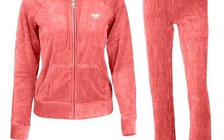 Dámský komplet Tapout Fleece růžová