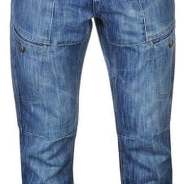 Značkové pánské džíny No Fear modré