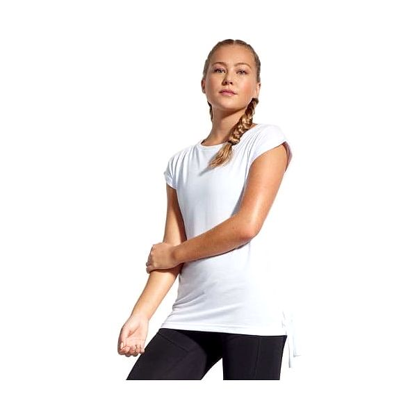 Dámské sportovní triko SportFX bílé