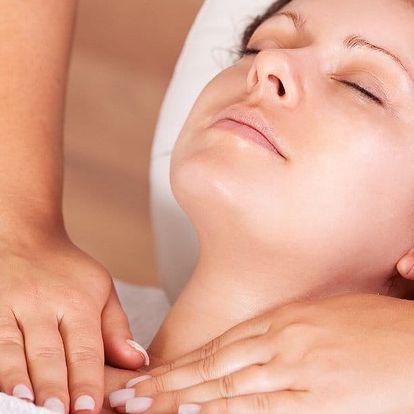 3 x 30 min. masáž pro vaše zdraví a pro relax