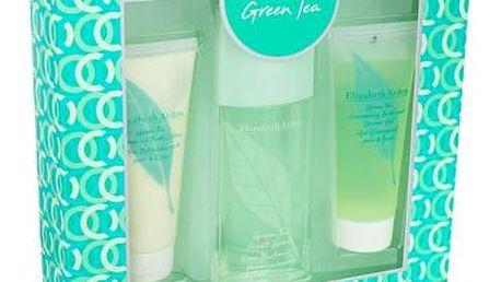 Elizabeth Arden Green Tea EDP dárková sada W - EDP 100 ml + tělové mléko 100 ml + sprchový gel 100 ml