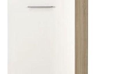 Šatní skříň Lima REG 1 bílá