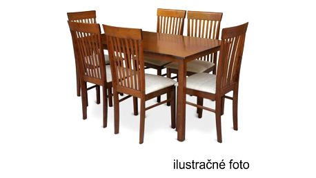 Stůl ASTRO 135, ořech