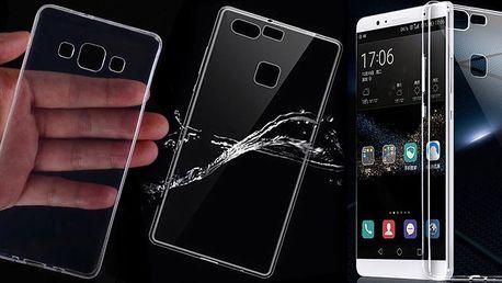 Sklo a pouzdro pro Asus, Huawei, HTC, iPhone či Lenovo
