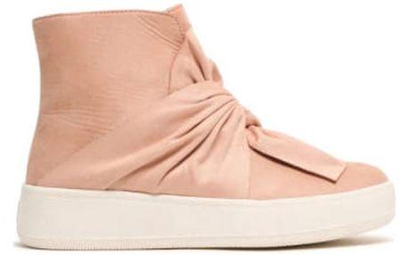 Dámské růžové kotníkové boty Paola 8218