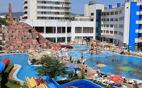 Bulharsko - Slunečné pobřeží Kuban Resort & Aquapark, all inclusive, autobusem