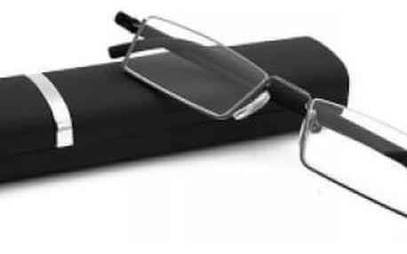 Hranaté brýle na čtení 1.0 - 4.0