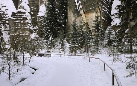 Pobyt u Adršpašsko-Teplických skal: 2–5 nocí