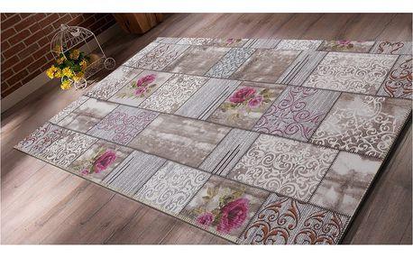 Odolný koberec Vitaus Consuela,80x120cm